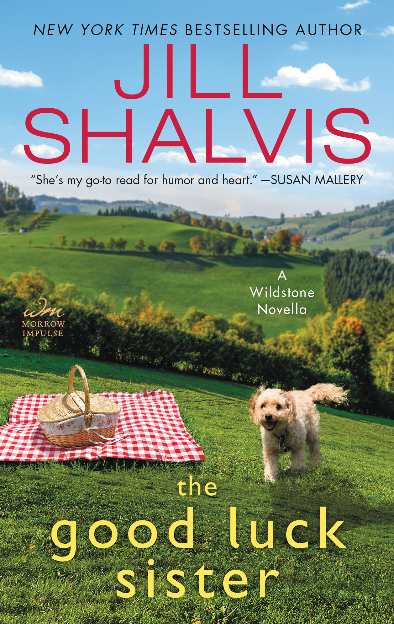BWW Review: THE GOOD LUCK SISTER at Jill Shalvis + Excerpt!