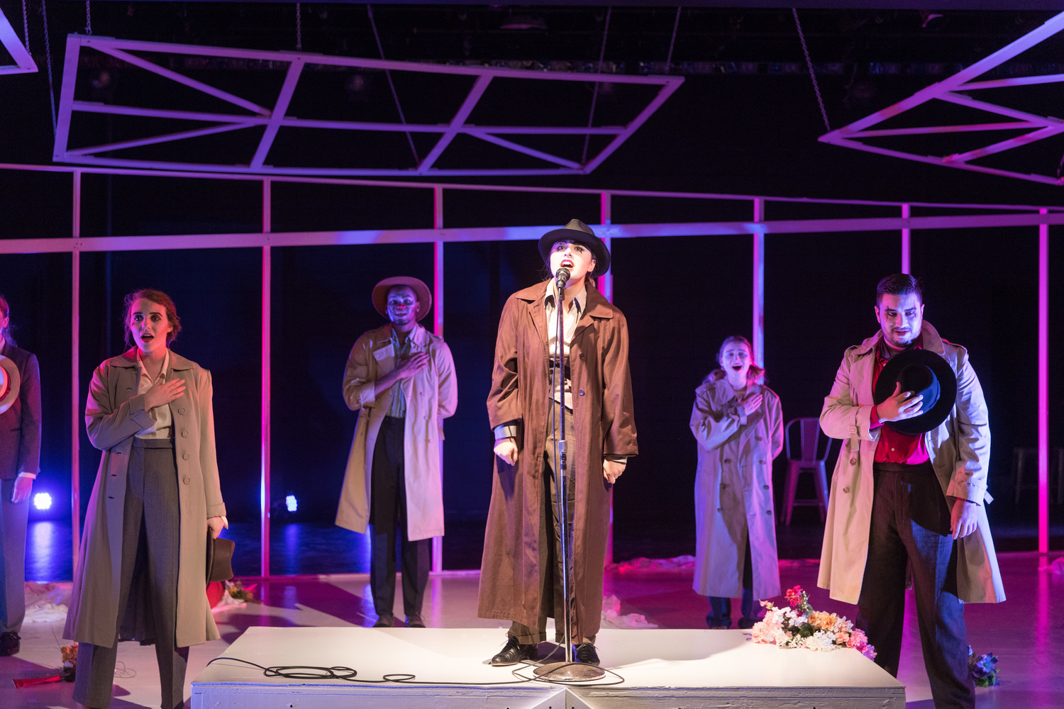 BWW Review: THE RESISTIBLE RISE OF ARTURO UI at Westmont Theatre Department