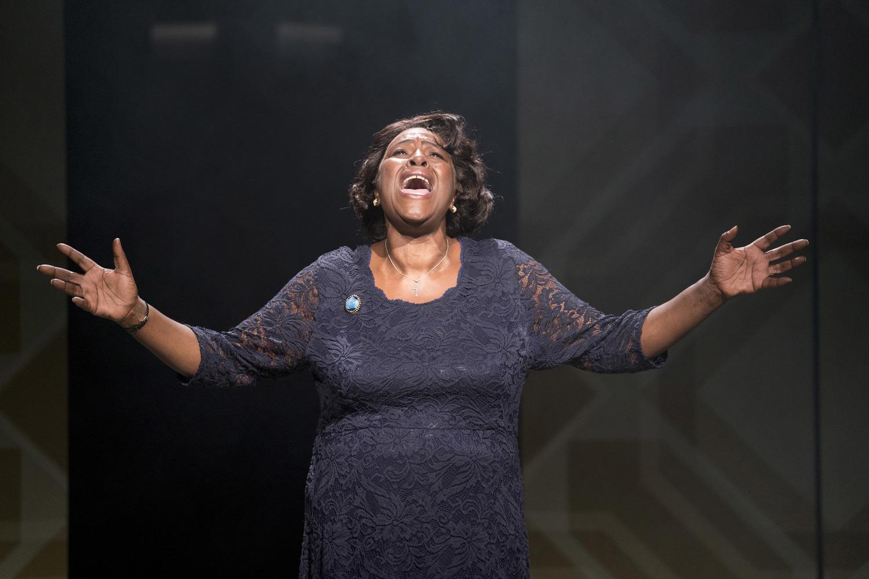 BWW Review: CAROLINE, OR CHANGE, Hampstead Theatre