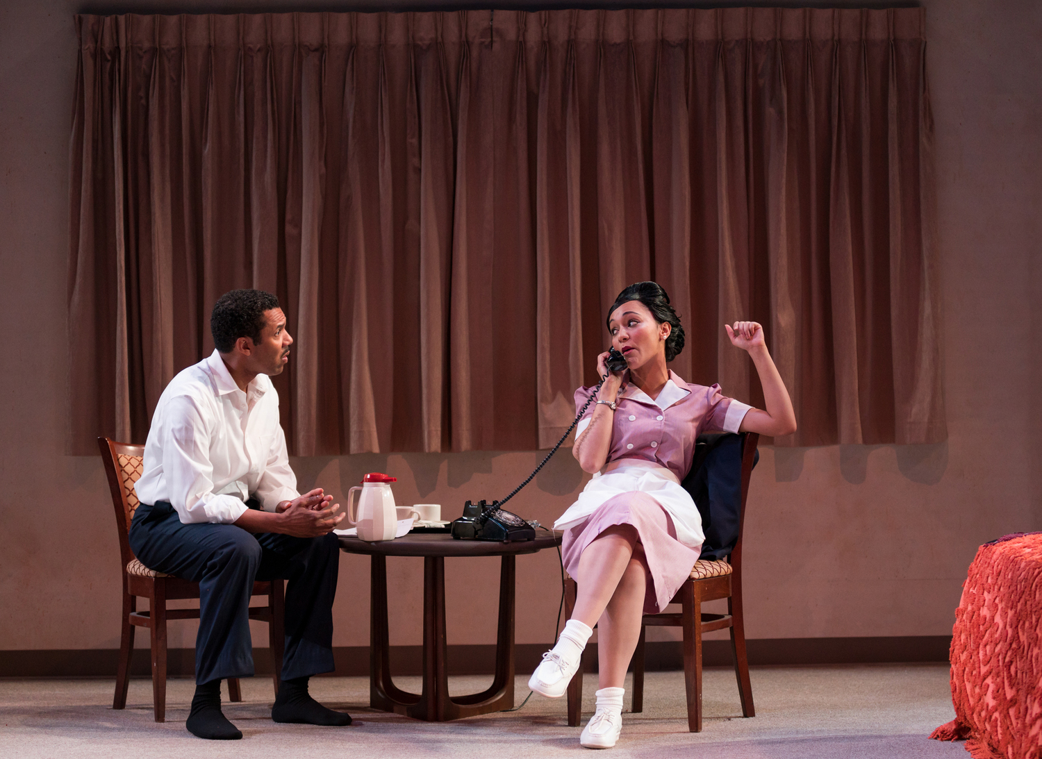 BWW Review: THE MOUNTAINTOP at Westcoast Black Theatre