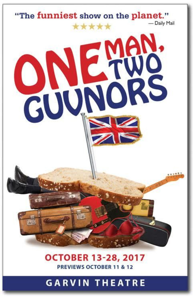 BWW Review: ONE MAN, TWO GUVNORS at SBCC Theater Group
