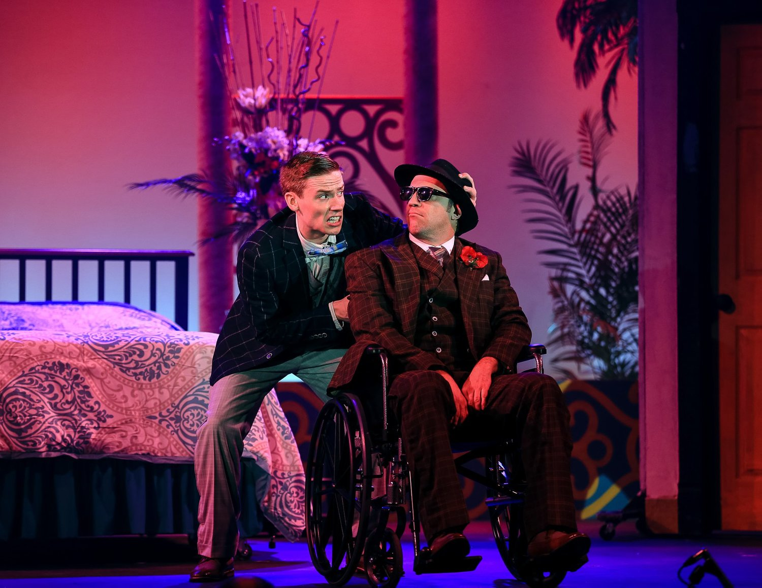 BWW Review: LUCKY STIFF at Dutch Apple Dinner Theatre