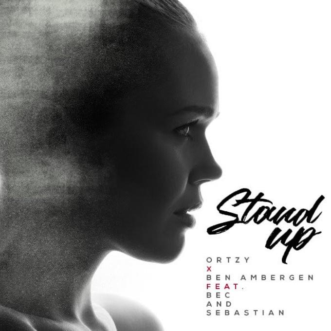 ORTZY (FORMERLY HIIO) x BEN AMBERGEN feat BEC & SEBASTIAN 'STAND UP' ile ilgili görsel sonucu