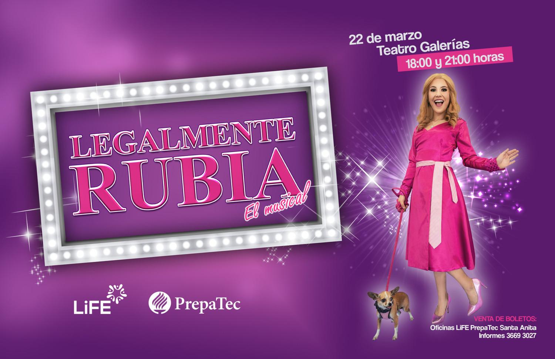 BWW Interview: Patricia Orozco de LEGALMENTE RUBIA, EL MUSICAL de Prepa Tec Santa Anita en el Teatro Galerías