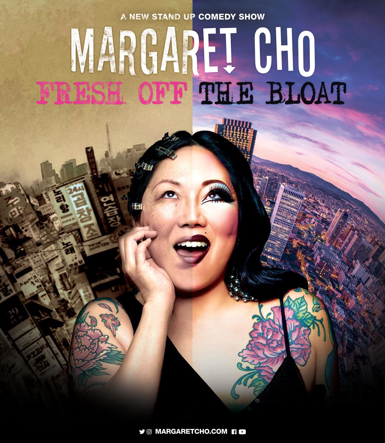 BWW Review: MARGARET CHO BARES ALL at Tampa Improv