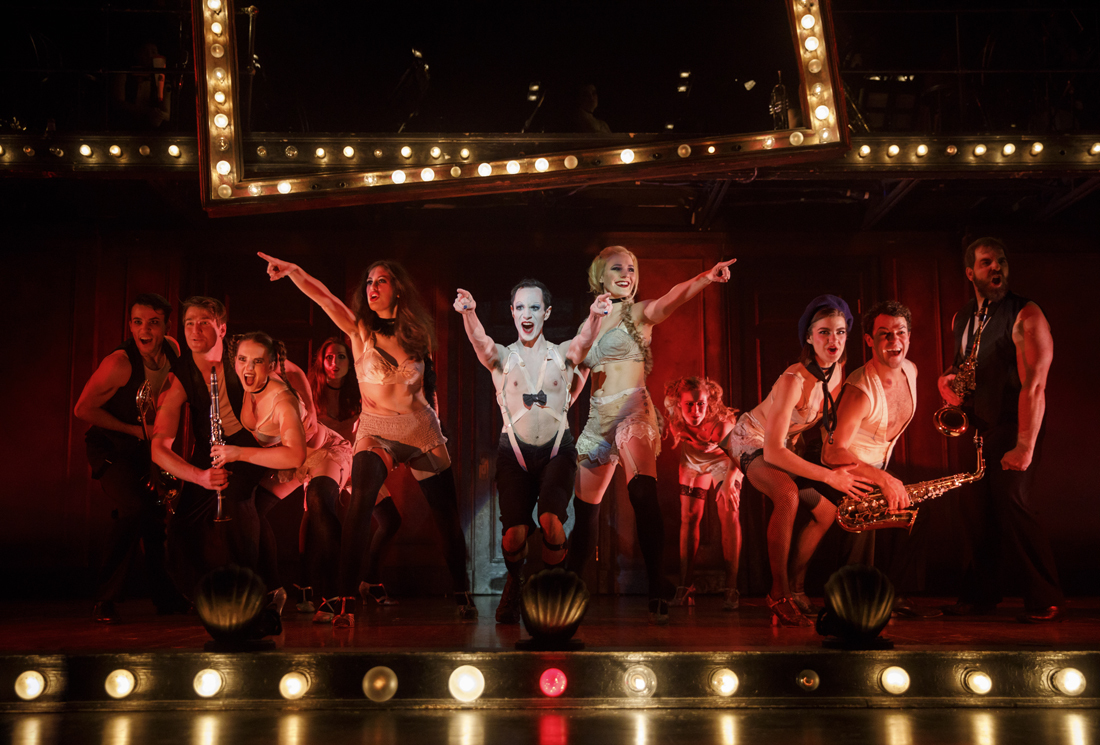 BWW Review: CABARET at Kravis Center For The Performing Arts