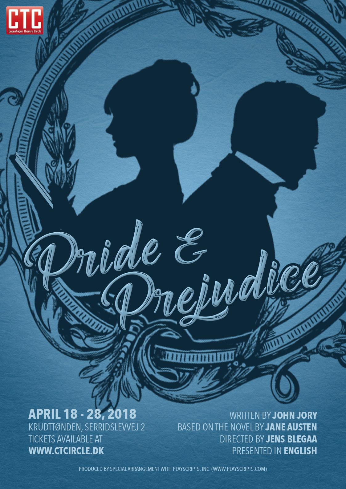 BWW Review: PRIDE AND PREJUDICE at Krudttønden