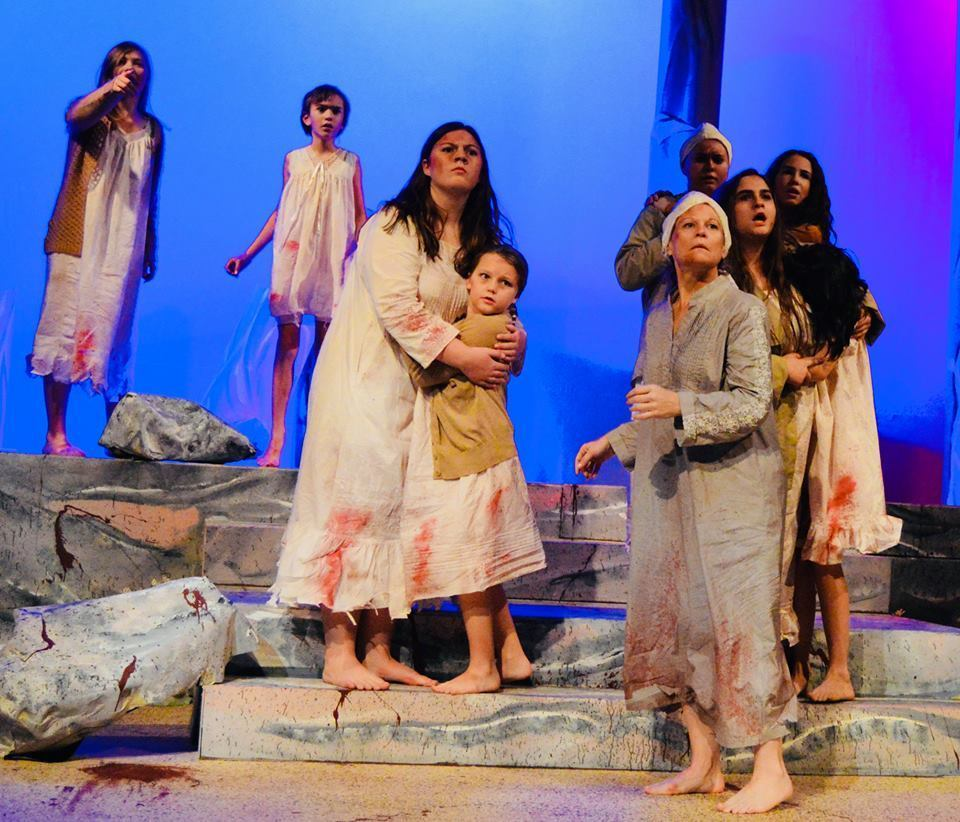 BWW Review: THE TROJAN WOMEN at Commonwealth Theatre Center
