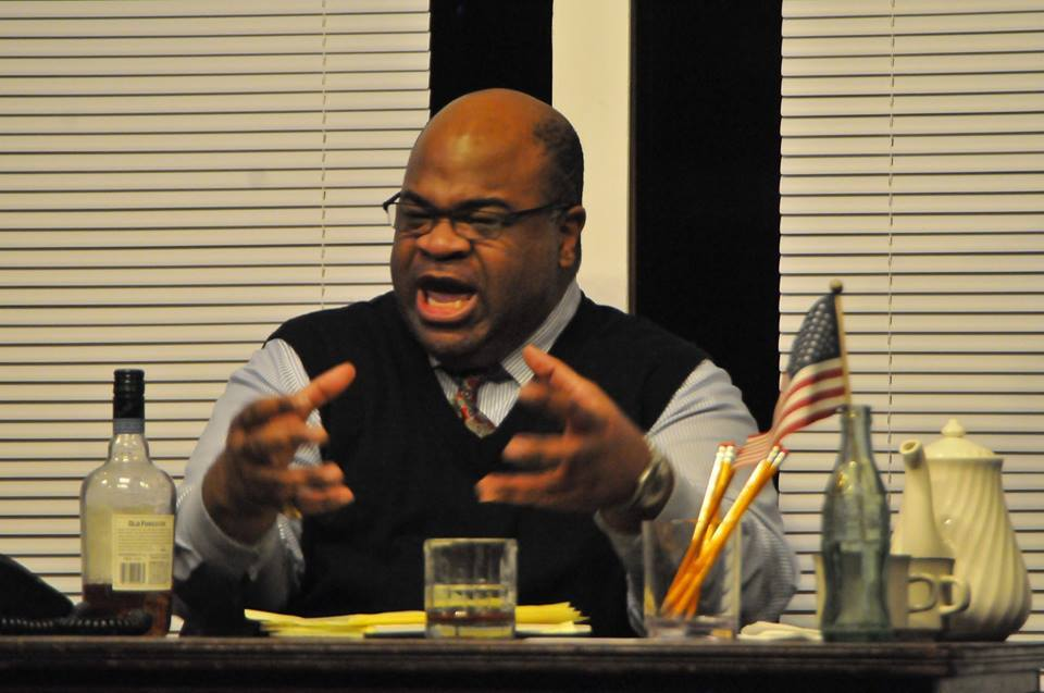 BWW Review: DOUBLE V/DERBY MINE 4 at Kentucky Black Repertory Theatre