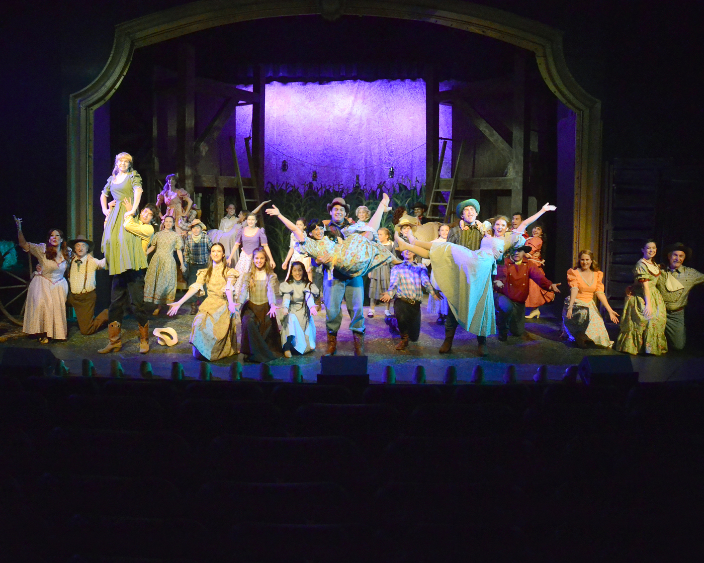 BWW Review: OKLAHOMA! at Palm Canyon Theatre