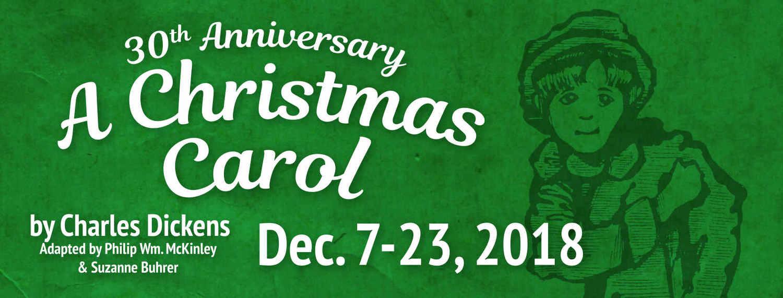 BWW Review: A CHRISTMAS CAROL at The Chatham Playhouse