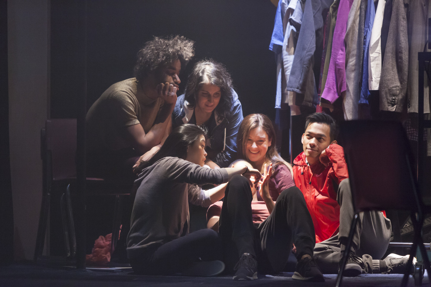 BWW Review: TOWARDS YOUTH Examines the Effect of Strenuous Societies on Drama Students