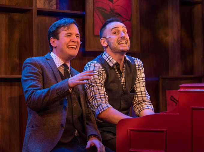 BWW Review: MURDER FOR TWO Delivers Laugh-Out-Loud Murder & Mayhem at Milwaukee Repertory Theater