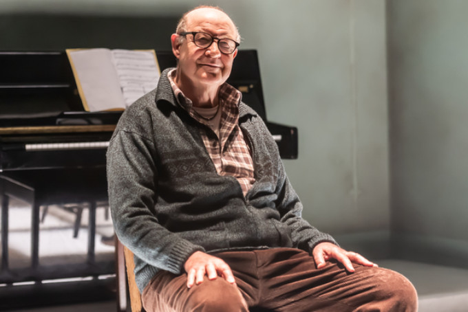 BWW Interview: David Horovitch Discusses NOT TALKING at Arcola Theatre