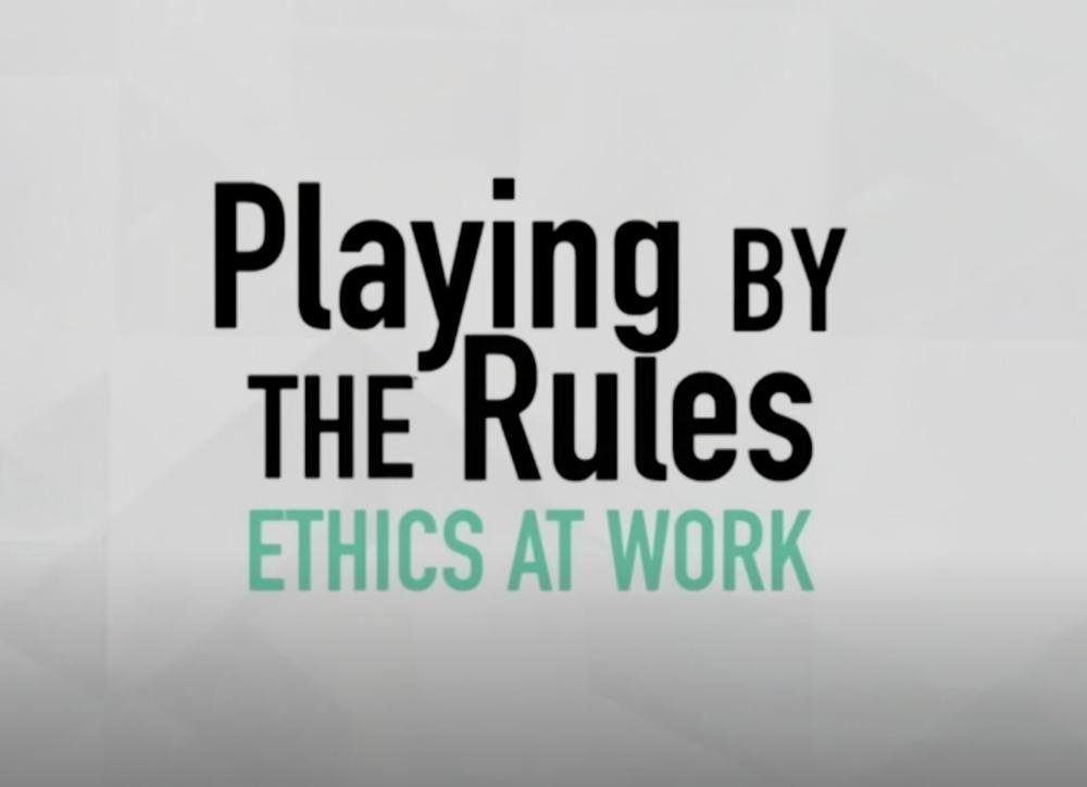 playing by the rules ethics at work returns public. Black Bedroom Furniture Sets. Home Design Ideas