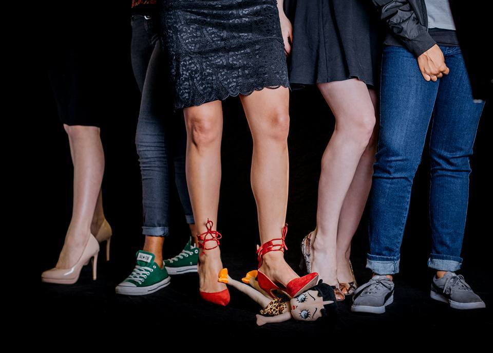 BWW Interview: Cast And Director of COLLECTIVE RAGE: A PLAY IN FIVE BETTIES at Open Stage Of Harrisburg