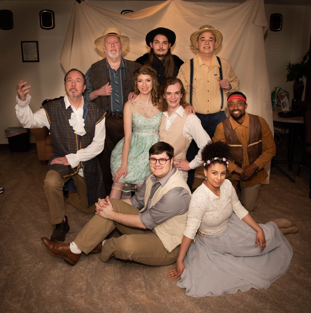 BWW Review: THE FANTASTICKS at Ridgedale Players Delights With Whimsy Humor and Character-Driven Storylines