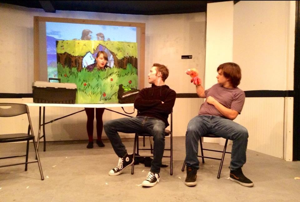 BWW Review: HAND TO GOD at Wayward Actors