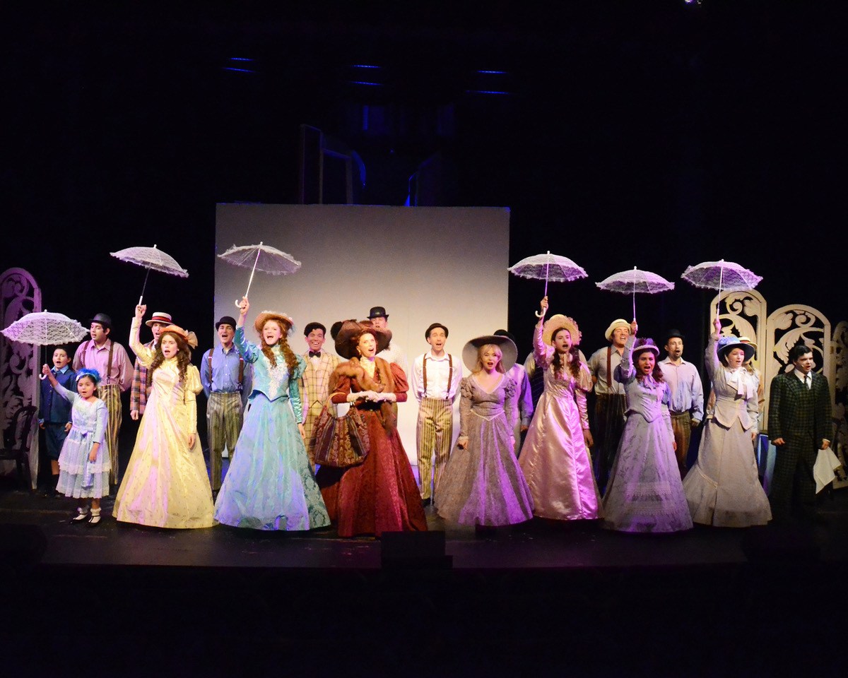 BWW Review: HELLO, DOLLY at Palm Canyon Theatre