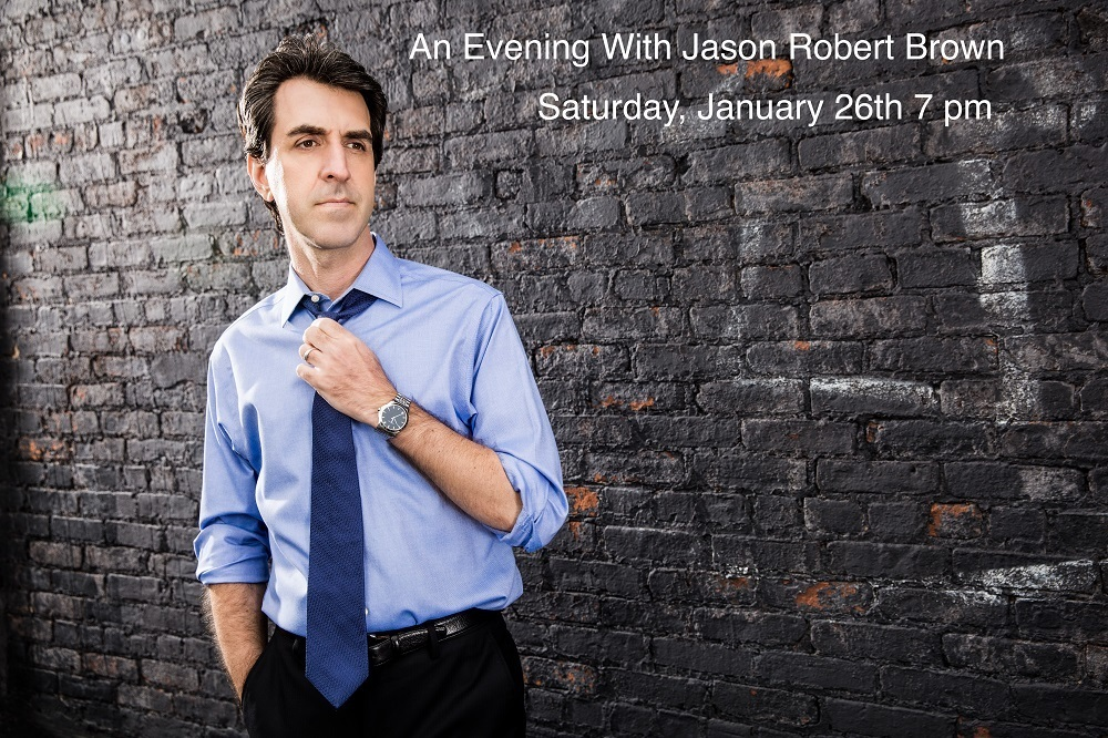 BWW Review: AN EVENING WITH JASON ROBERT BROWN at Philadelphia Theatre Co.