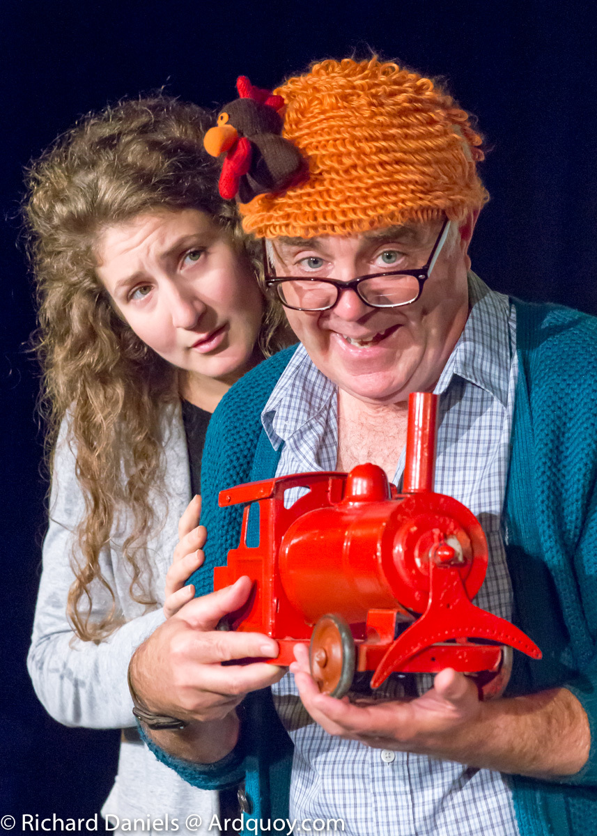 BWW Review: ALL CHANGE – ADELAIDE FRINGE 2019 at Bakehouse Theatre