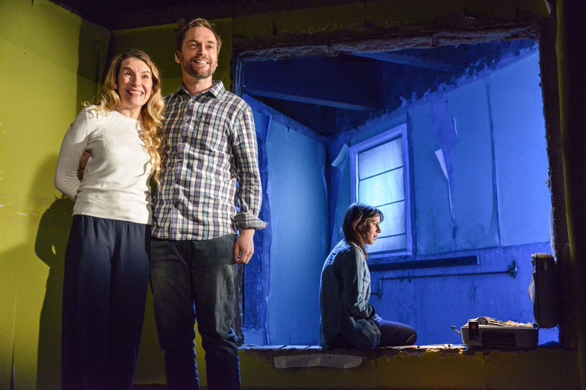 BWW Review: WILDERNESS, Hampstead Theatre