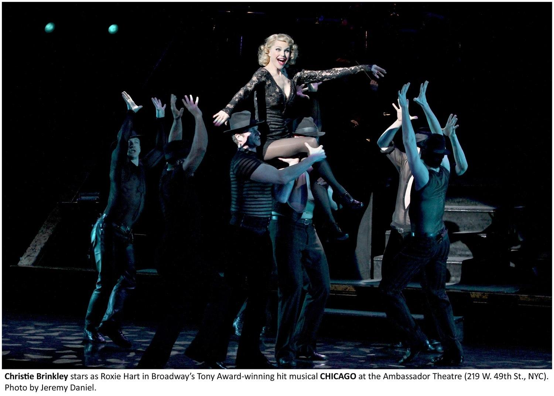 BWW Interview: Christie Brinkley of CHICAGO at The Venetian Theater In The Venetian Resort Las Vegas