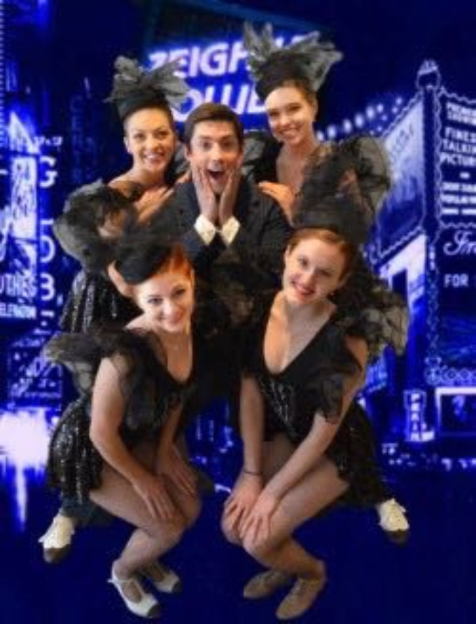 BWW Review: CRAZY FOR YOU at Wright State University