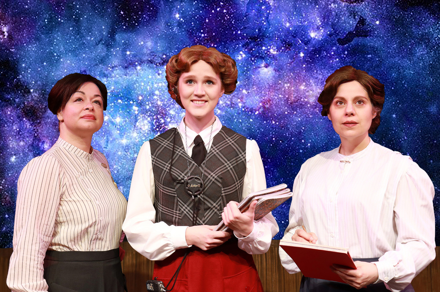 BWW Review: SILENT SKY at Des Moines Playhouse: Keep Looking Up