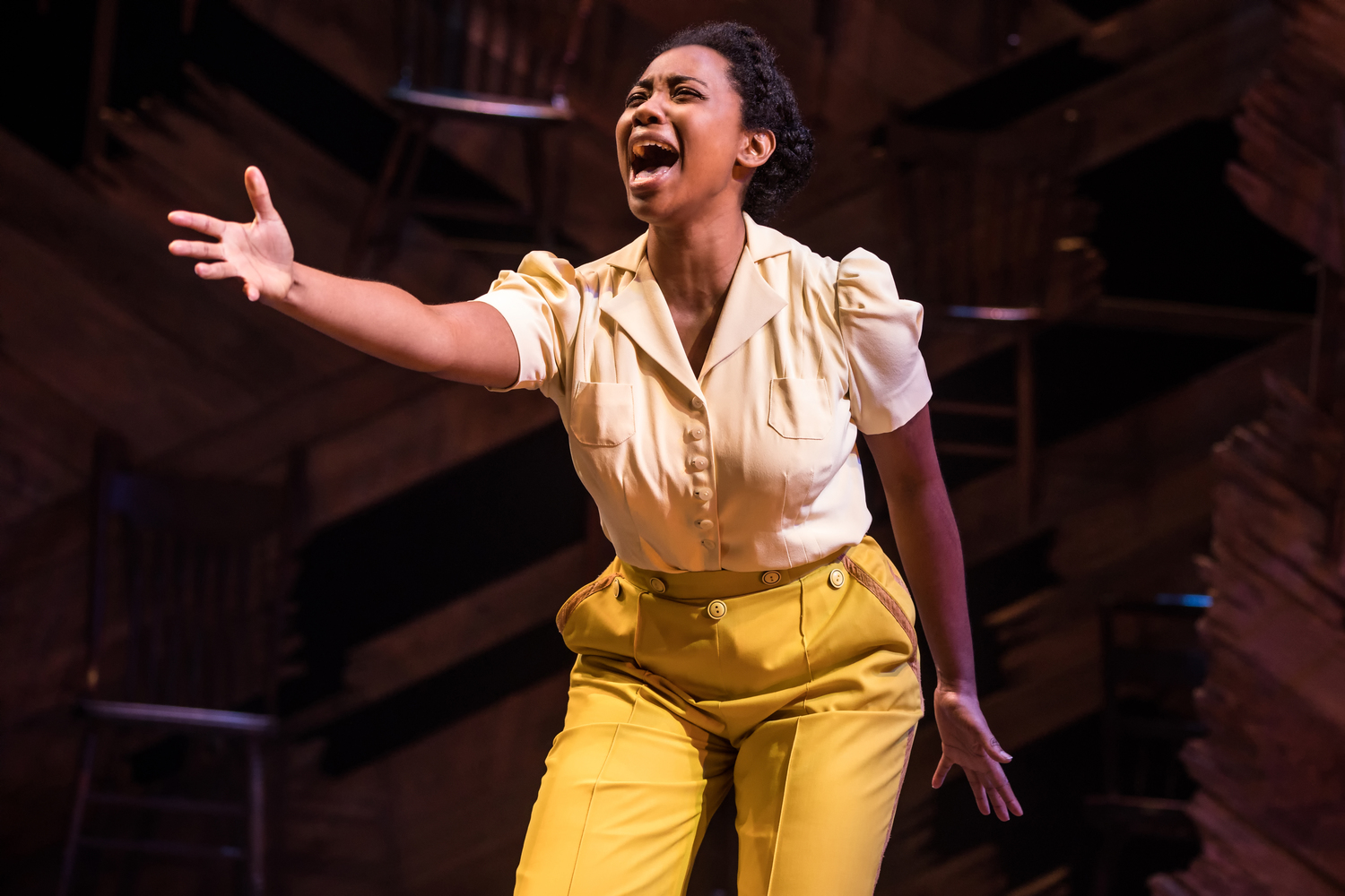 Regional Roundup: Top New Features This Week Around Our BroadwayWorld 4/6 - THE COLOR PURPLE, WAITRESS, WICKED and More!