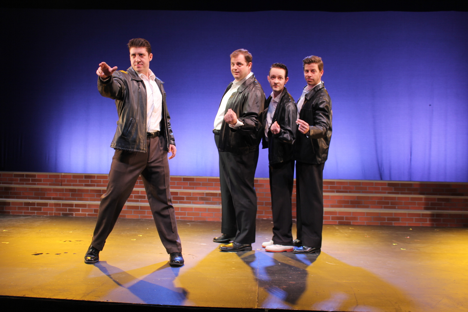 BWW Review: ROCK 'N' ROLL REDEMPTION at Seven Angels Theatre