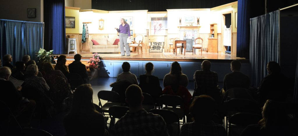 LOVE LETTERS Coming to Island Stage Vermont Theater 2/10!
