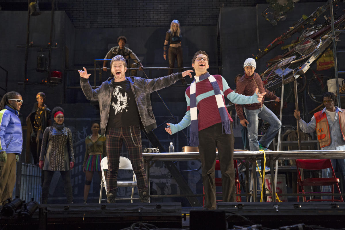 BWW Review: RENT 20th Anniversary Tour at Popejoy Hall