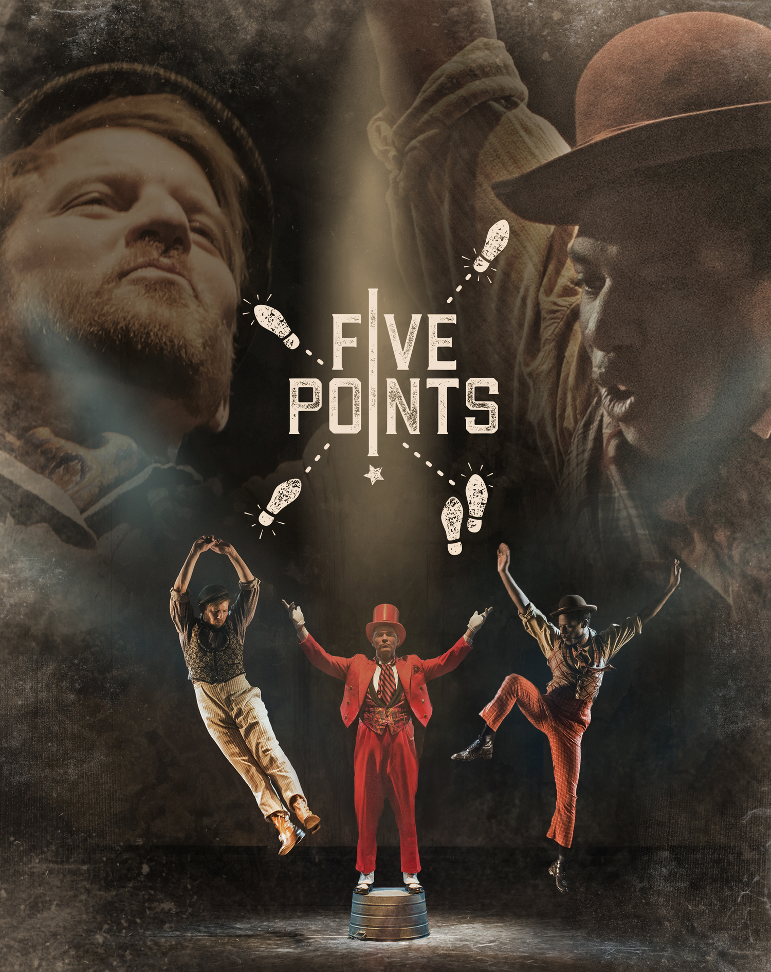 BWW Feature: Upcoming World Premiere of FIVE POINTS at Theater Latte Da