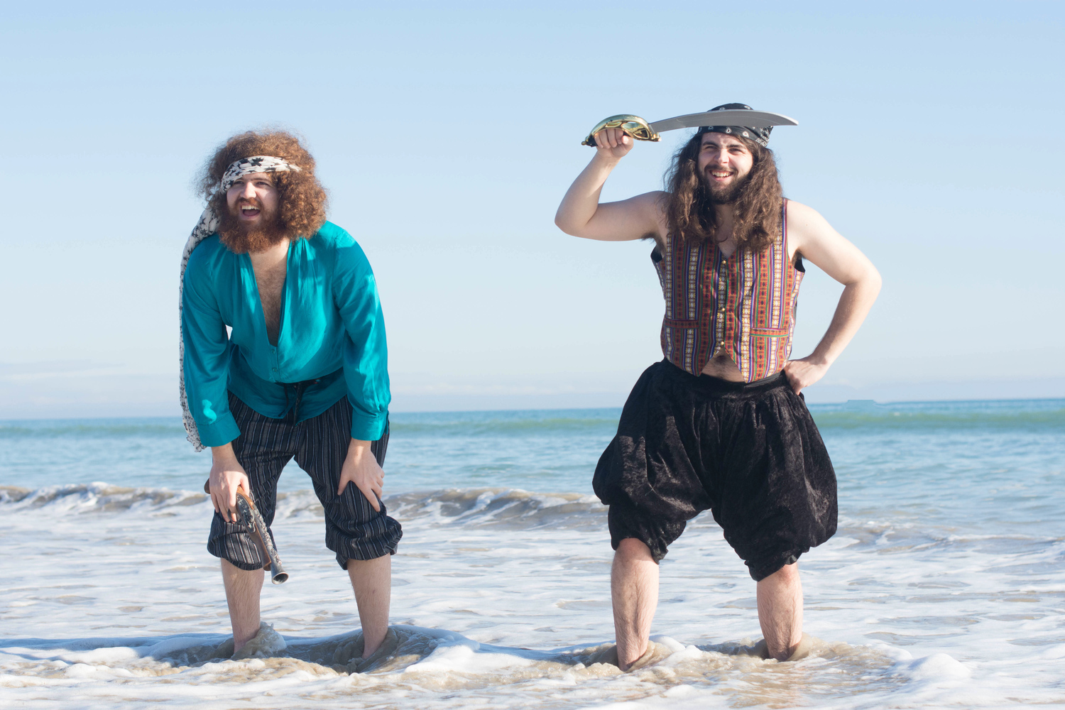 BWW Review: ONCE WERE PIRATES: ADELAIDE FRINGE 2018 at The Manse, Holden Street Theatres