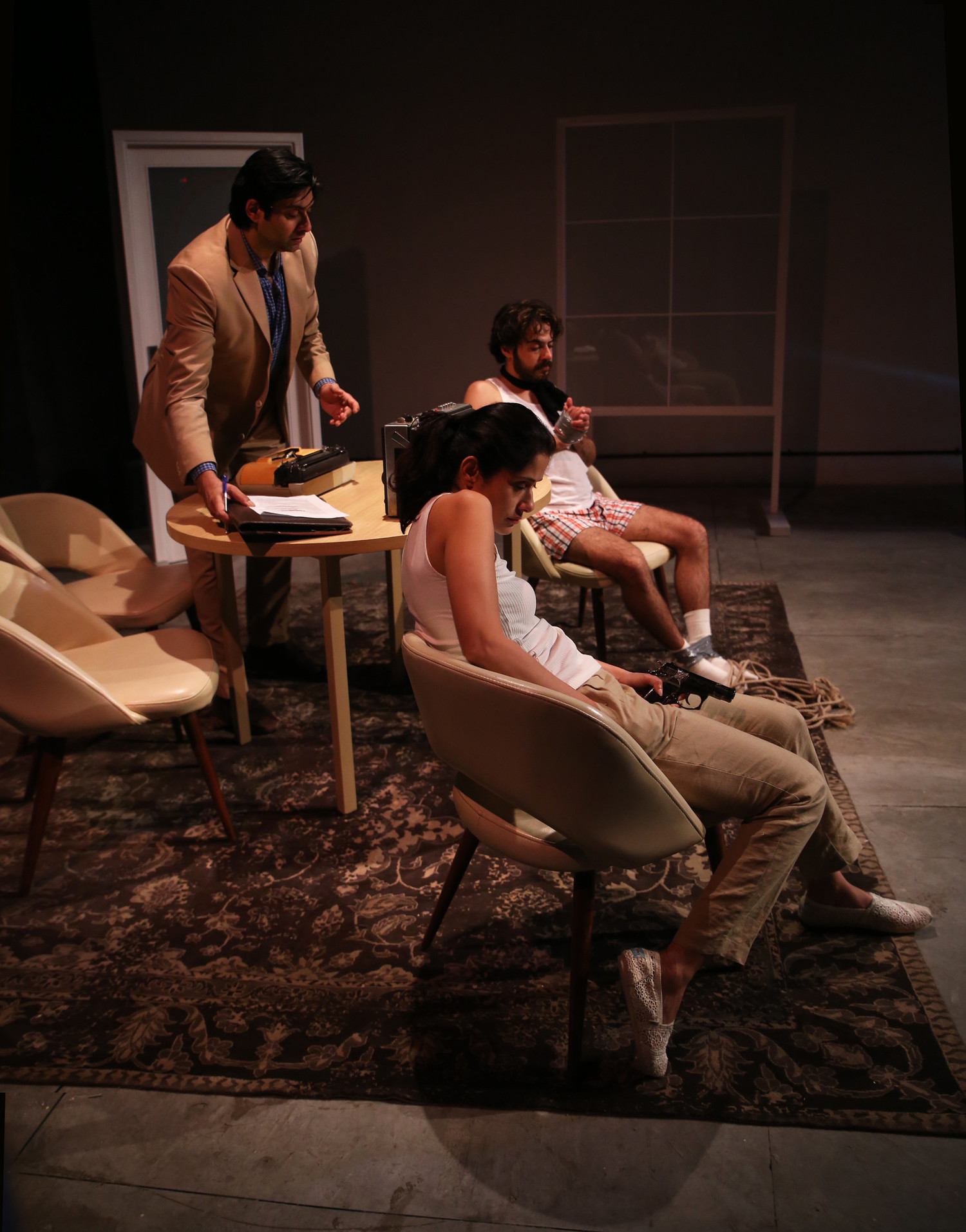 BWW Review: Vidushi Mehra Makes Her Directorial Debut With Death And The Maiden