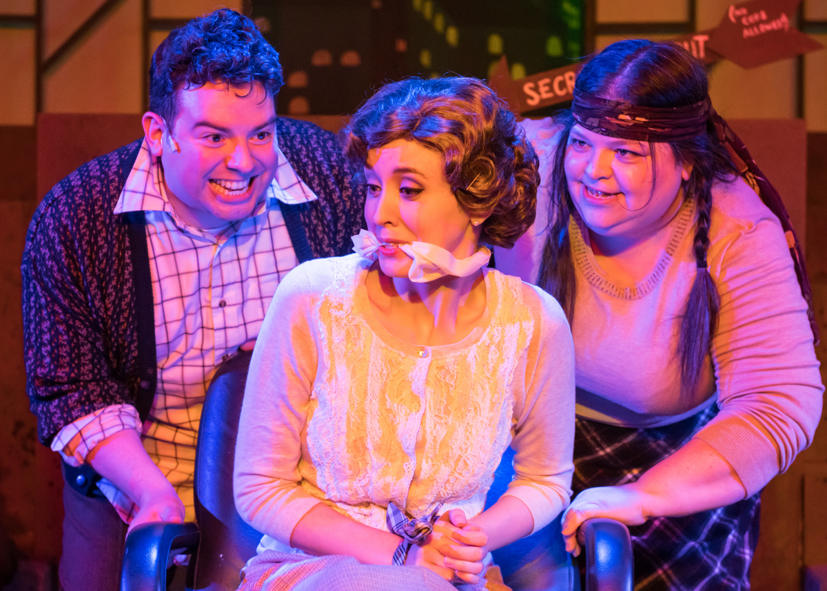 BWW Review: URINETOWN, Bad Title, Fun Show, Flushed With Success @ Blank Canvas