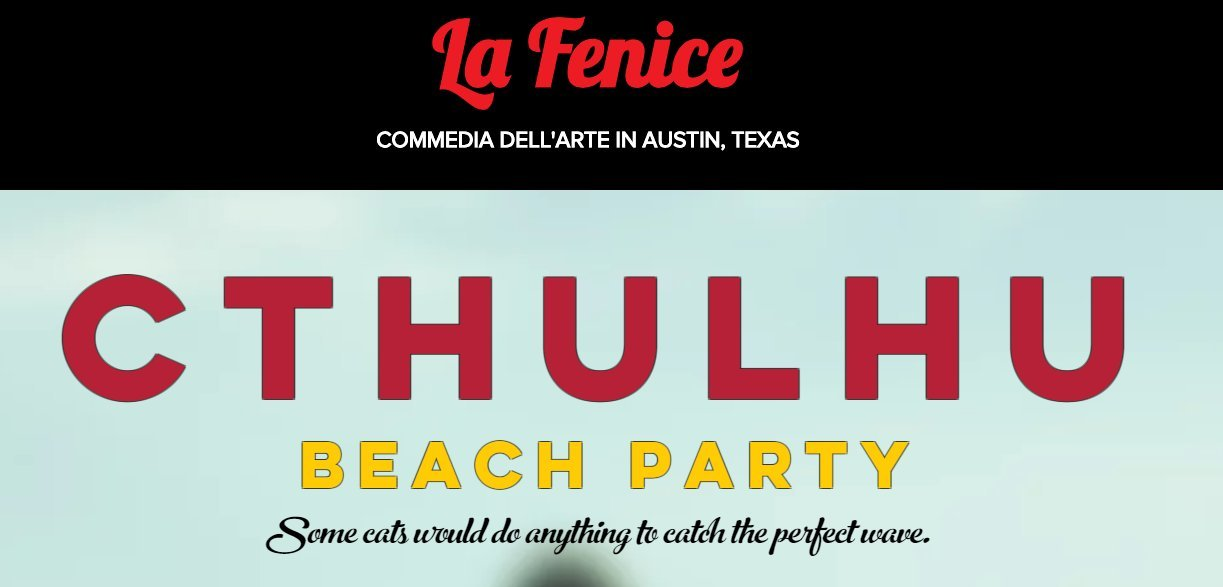 BWW Review: CTHULHU Beach Party
