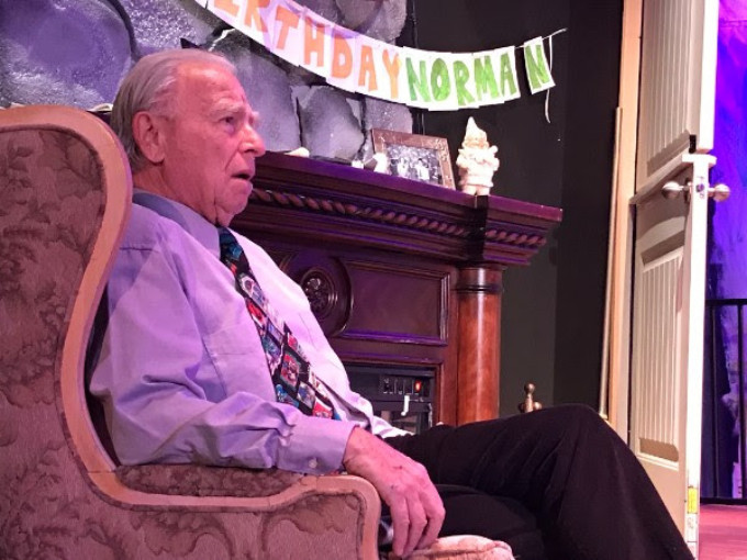 BWW Review: Desert Theatreworks' Production of ON GOLDEN POND is Golden, and Not to be Missed.