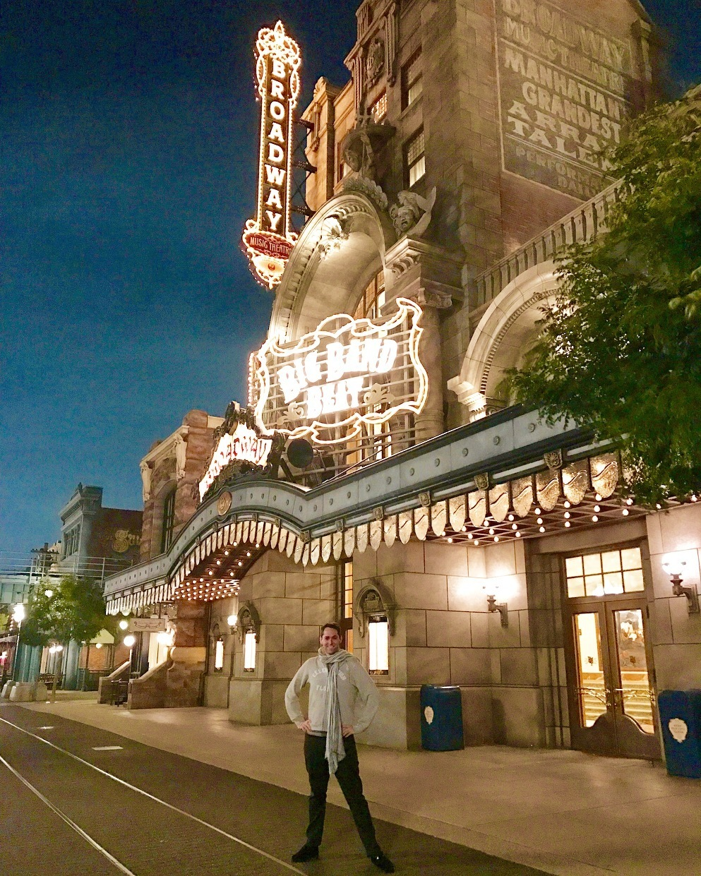 BWW Interview: BIG BAND BEAT - A Day In The Life With Rhett Wheeler at Broadway Music Theatre, Tokyo DisneySea