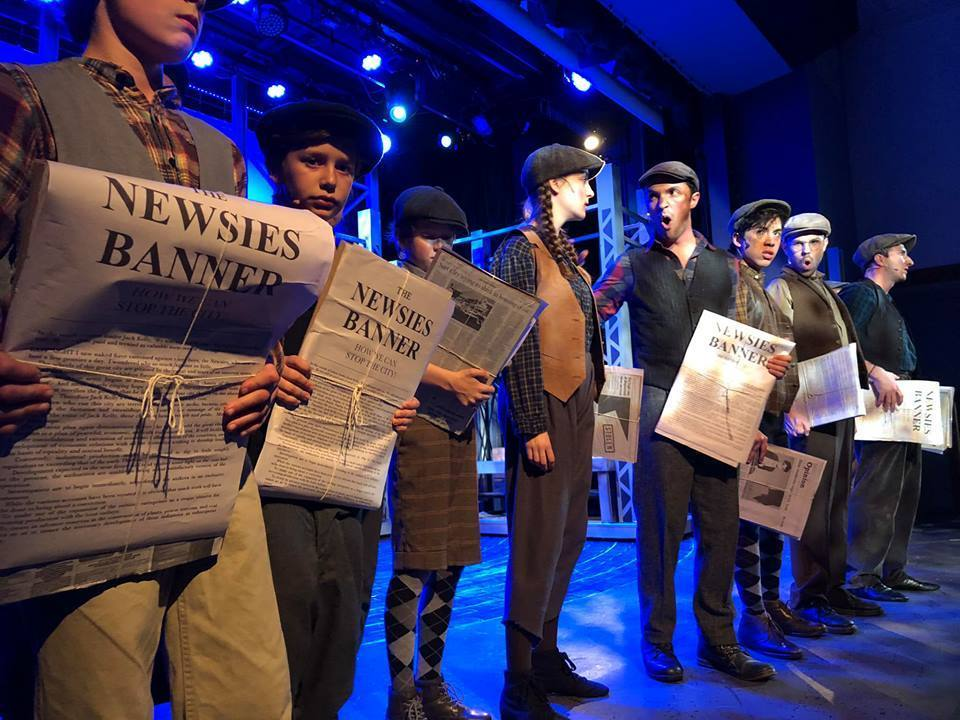 BWW Review: NEWSIES, THE MUSICAL at Actors' Repertory Theatre Of Simi Valley