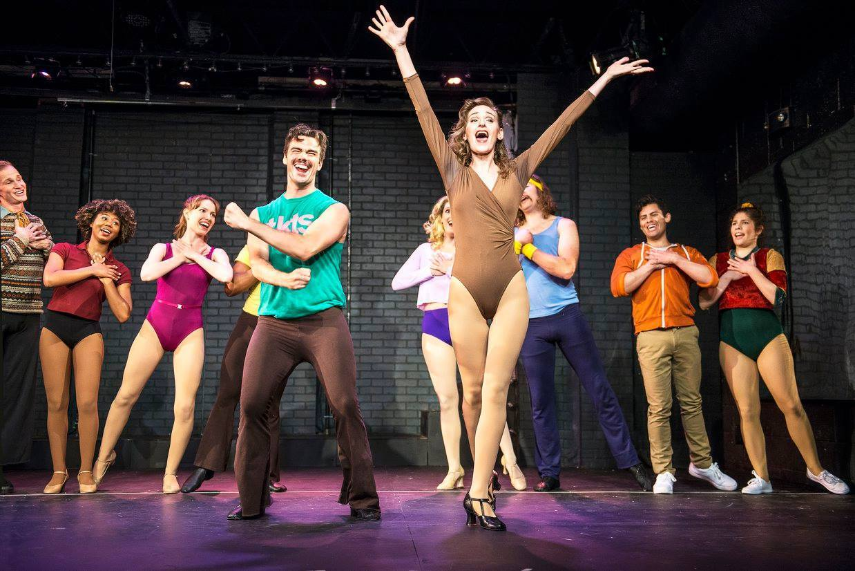 BWW Review: A CHORUS LINE at Richmond Triangle Players