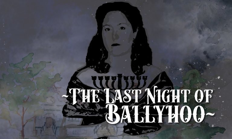 BWW Interview: Aliza Bardfield And Michael Hosler of THE LAST NIGHT OF BALLYHOO at Oyster Mill Playhouse