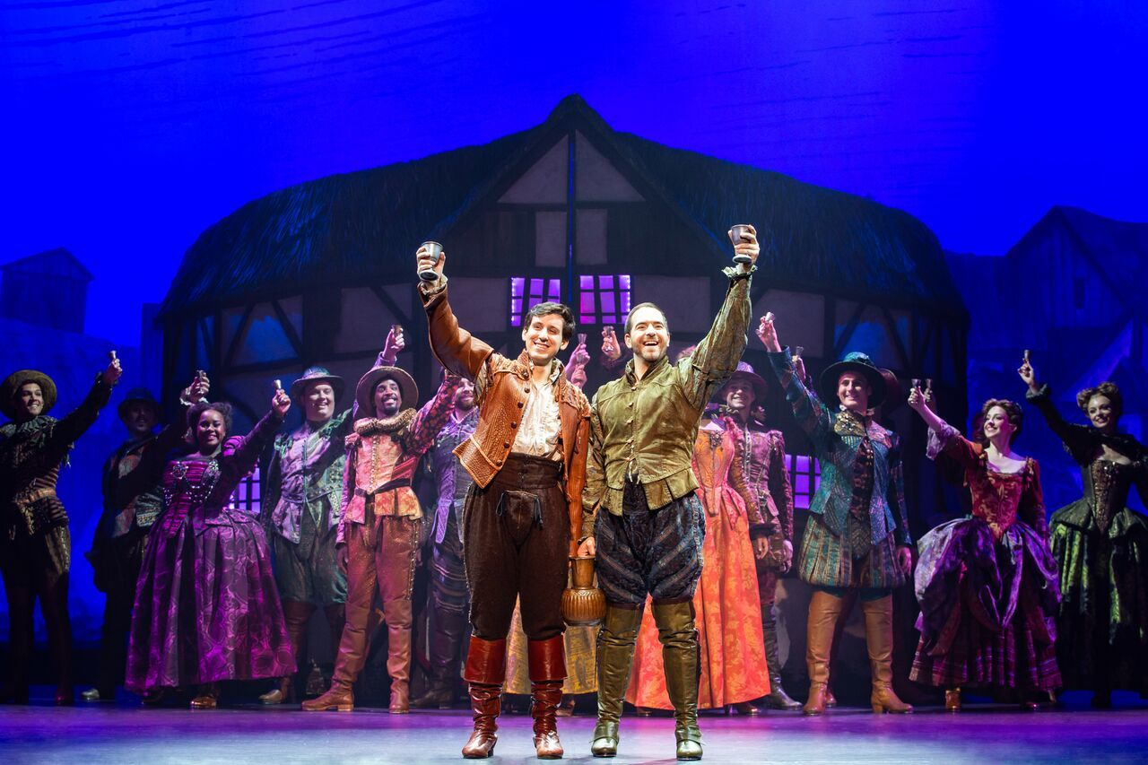 BWW Review: SOMETHING ROTTEN at Overture Center