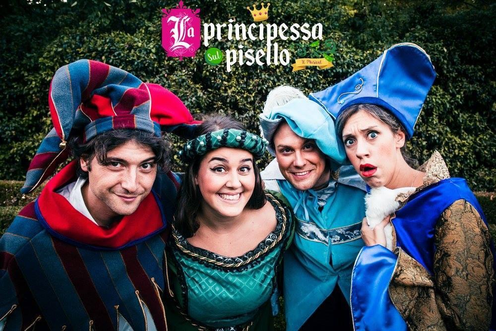 """BWW Review: LA PRINCIPESSA SUL PISELLO – IL MUSICAL, la compagnia """"I Muffins"""" al Teatro del Baraccano di Bologna"""