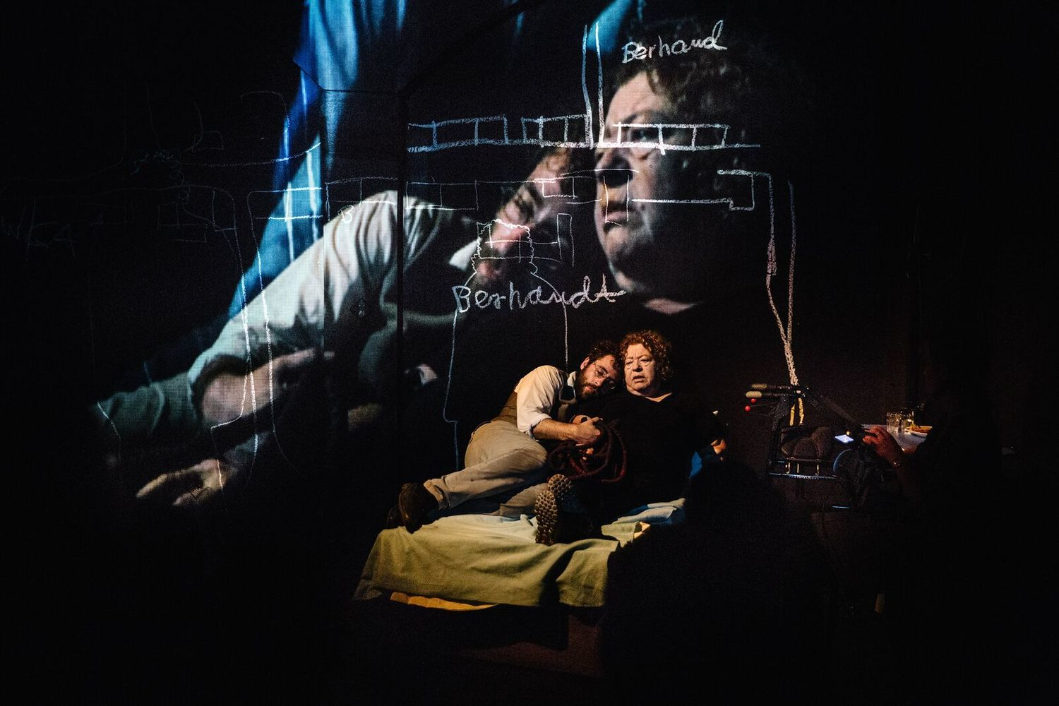 BWW Review: WE KEEP COMING BACK is a Visually Dynamic, Personal Look into Jewish-Polish Identity