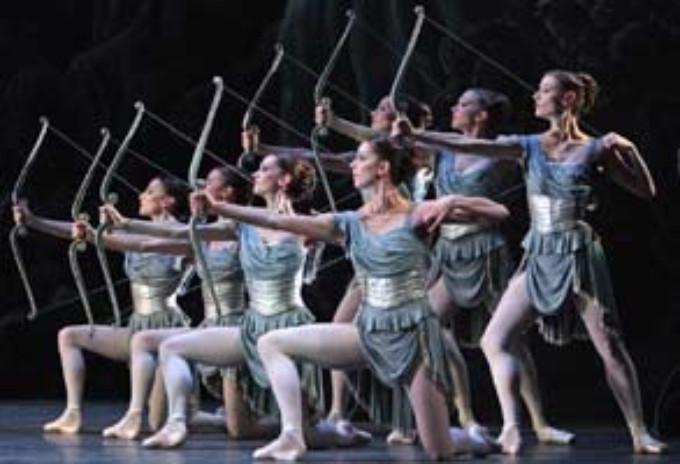 BWW Review: SYLVIA, Royal Opera House