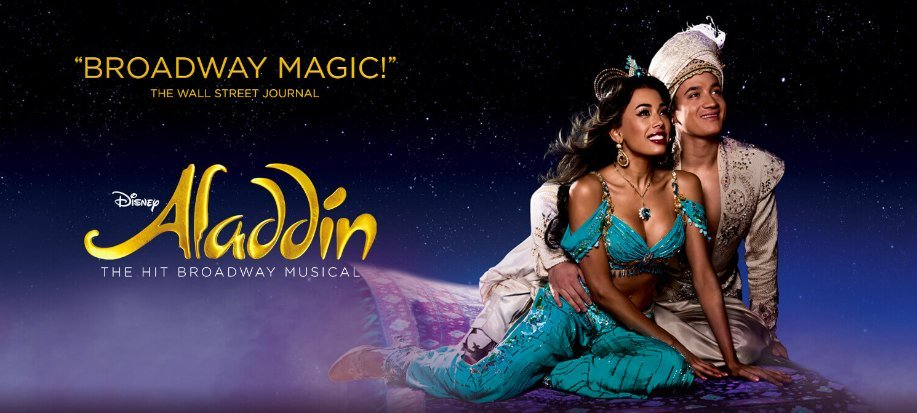ALADDIN Comes to Music Hall At Fair Park in Dallas This June!