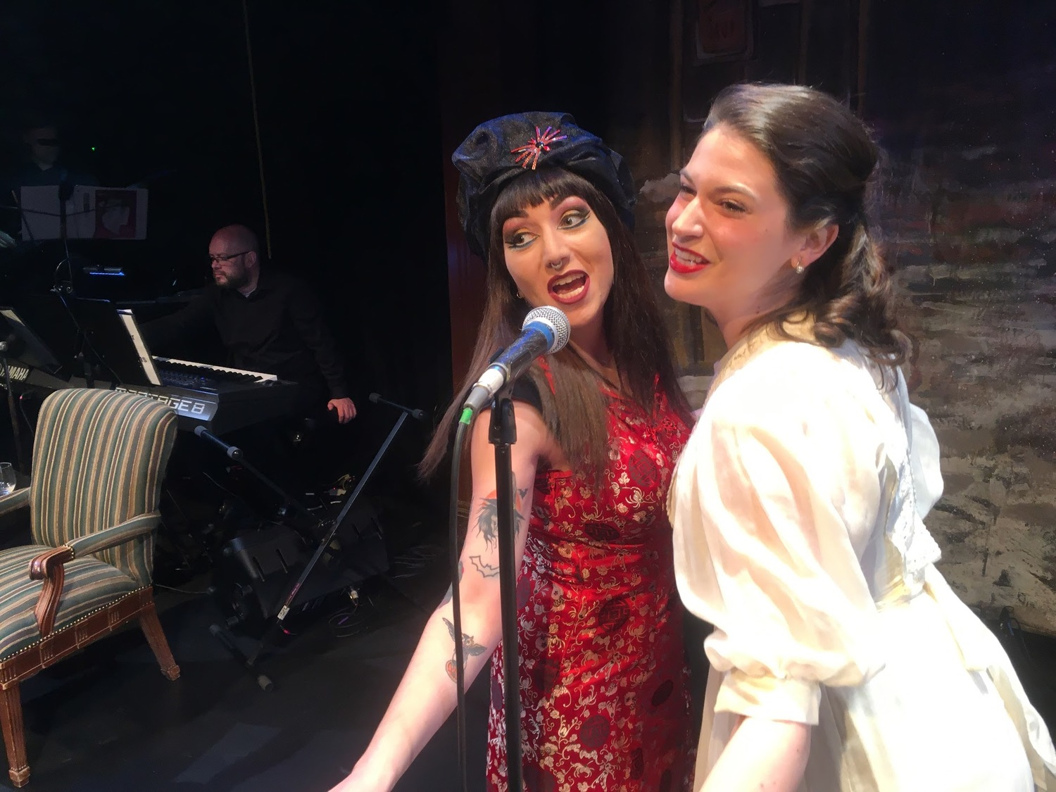 BWW Review: Landless Theatre's THE MYSTERY OF EDWIN DROOD [SYMPHONIC METAL VERSION] is Original and Entertaining