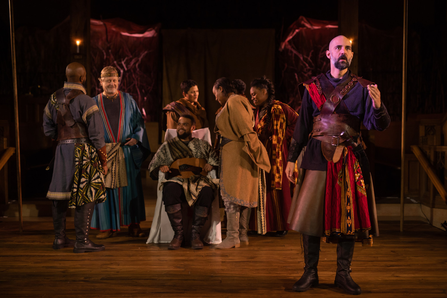 BWW Review: MACBETH at Actors' Shakespeare Project